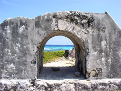 Cozumel is een mix van strand en ruines